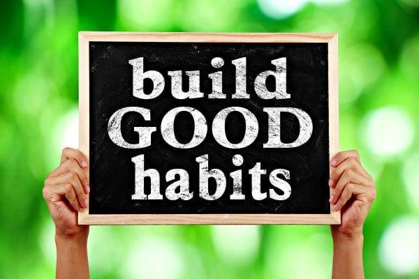 Build Good Habits for Controlling technology