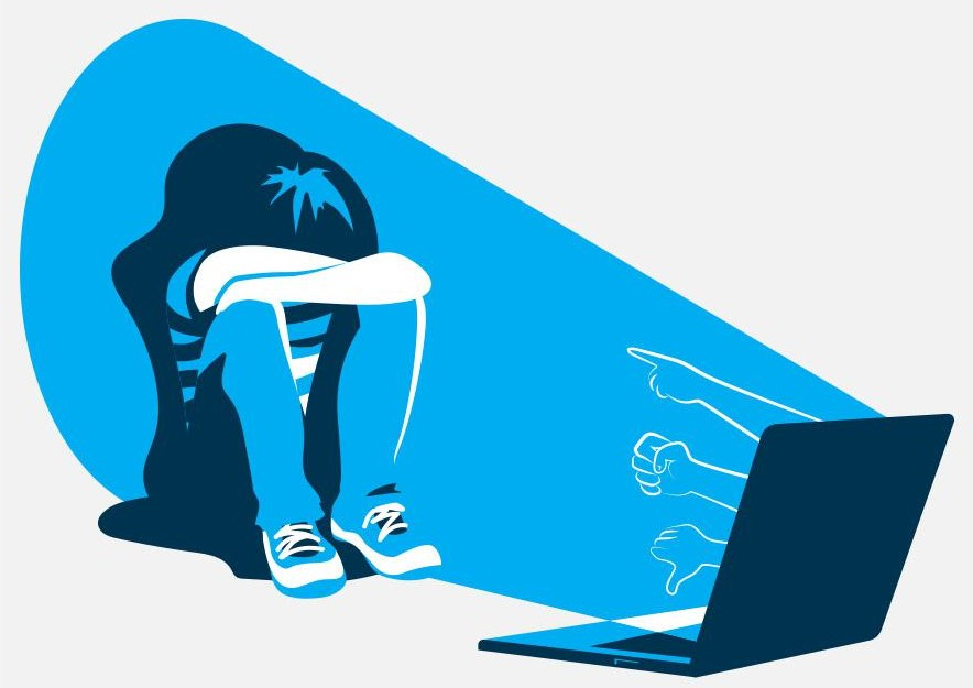 When we talk about an issue of cyberbullying with our kids it becomes a real issue to them.