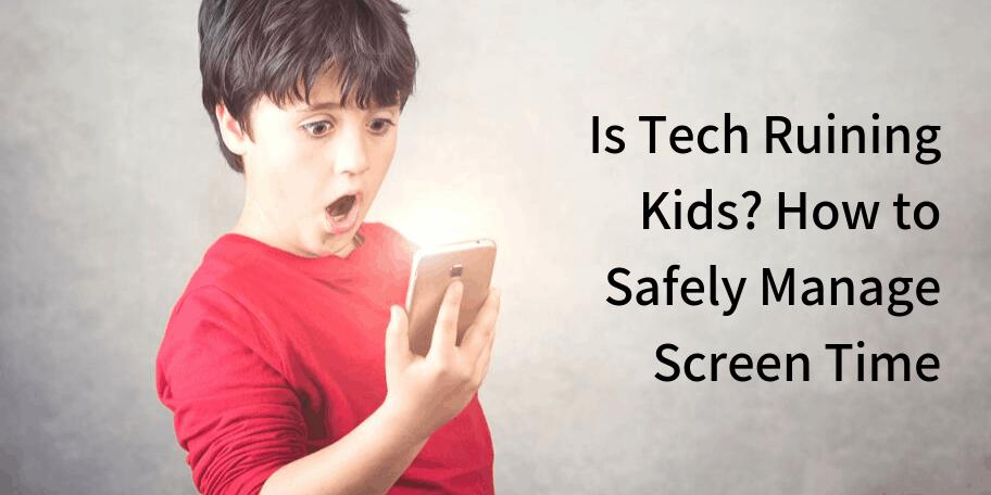 Manage Screen Time Safely