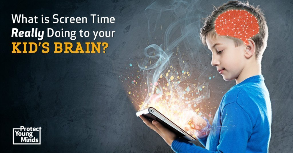 What is Screen Time REALLY Doing to Your Kid's Brain?